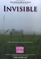 Invisible DVD cover